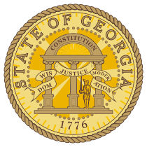State of Georgia Investor Relations logo