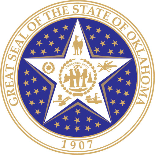 State of Oklahoma - Official Seal or Logo