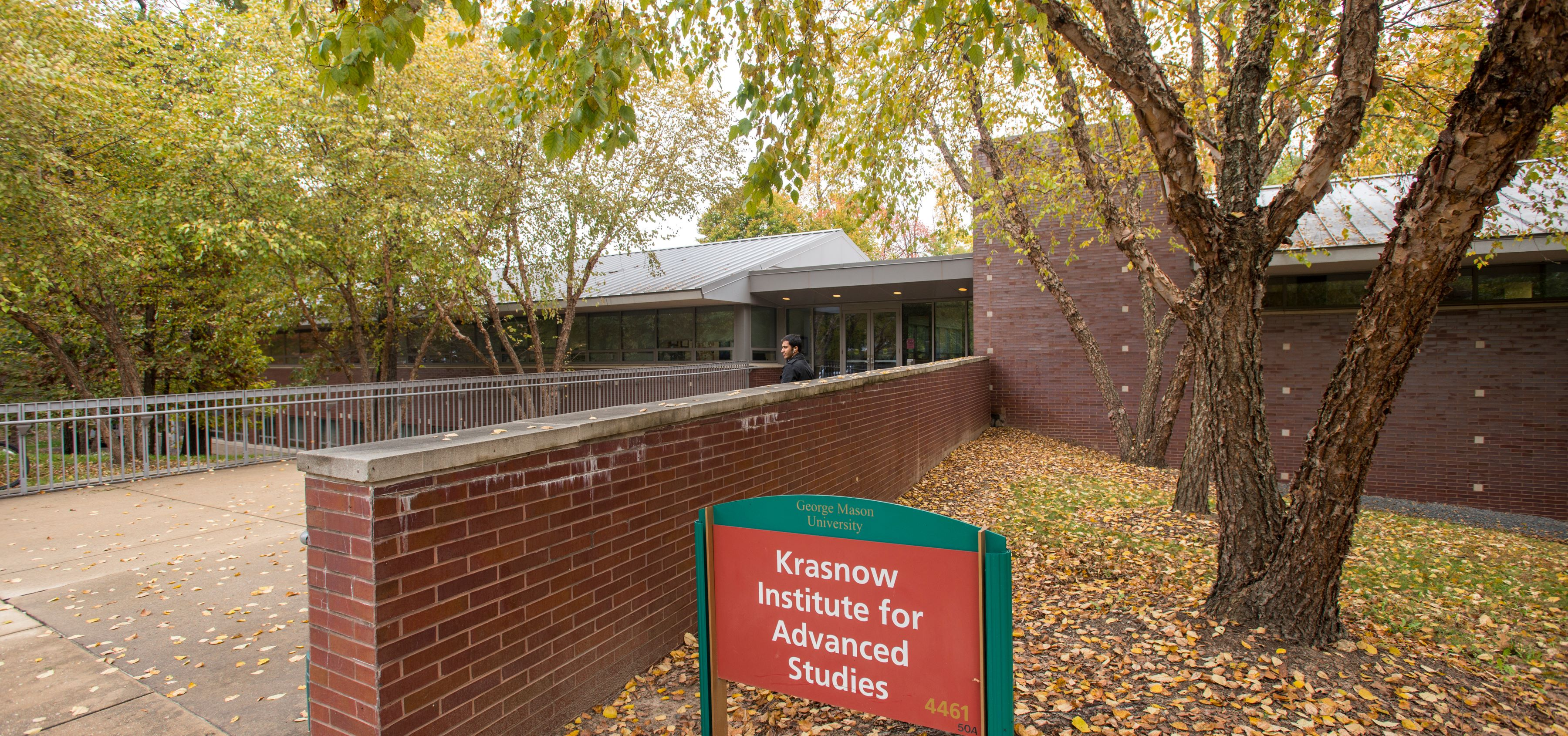 George Mason University Krasnow Institute