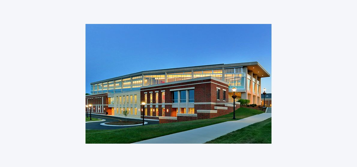 Radford University Sports and Recreation Center