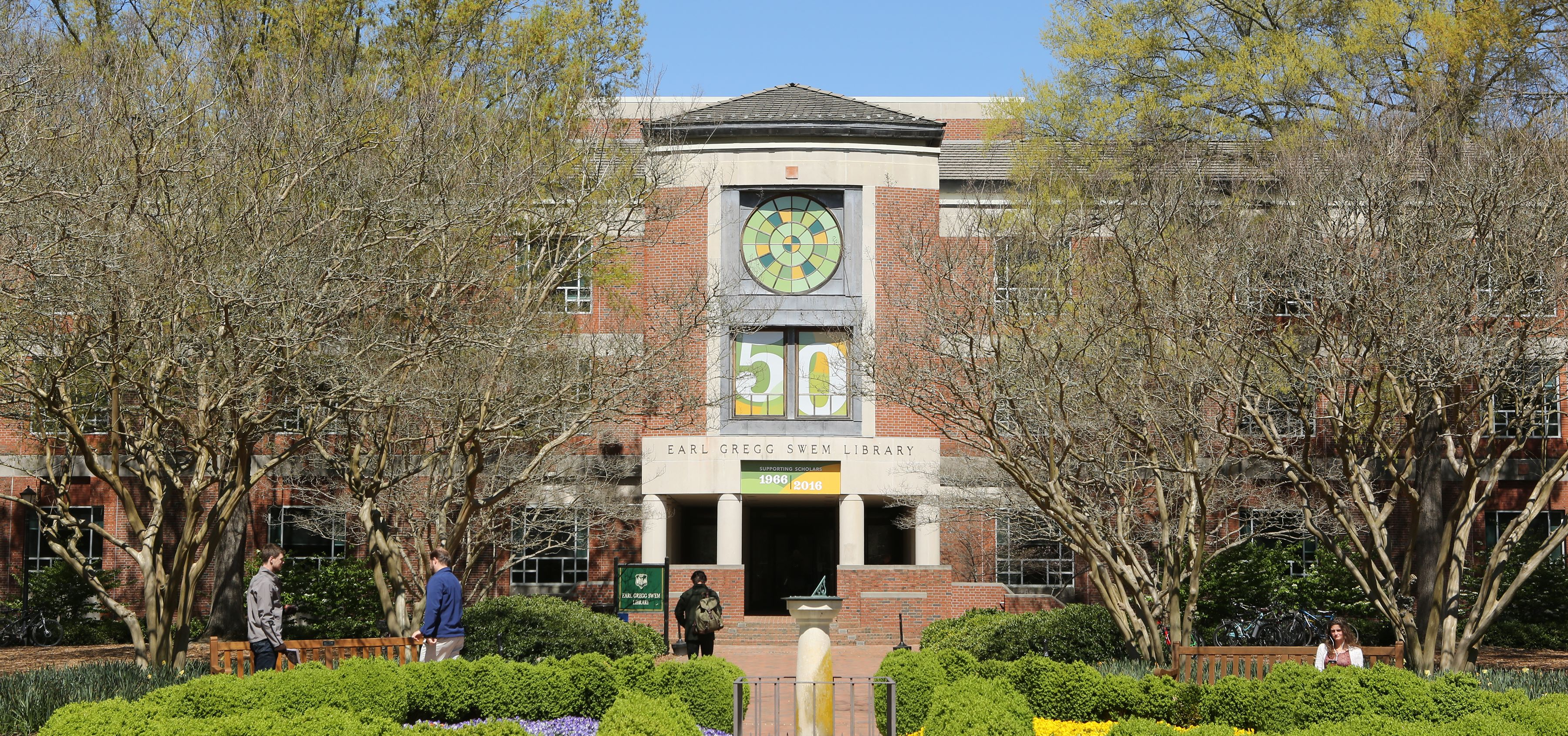 College of William and Mary Swem Library