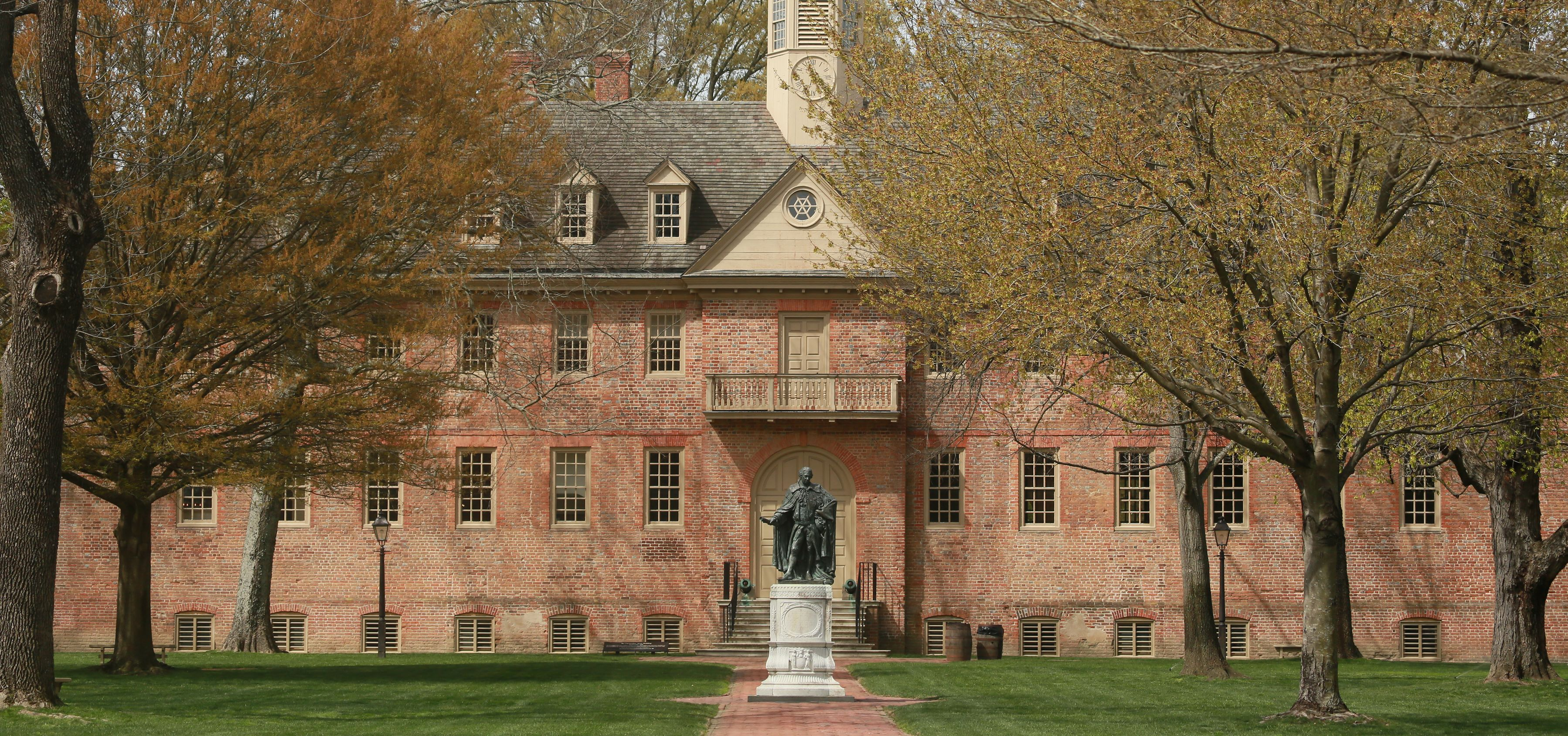 College of William and Mary Wren Building