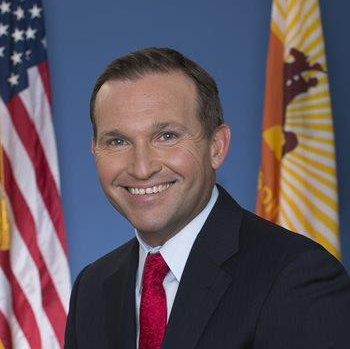 Photo of Mayor Lenny Curry
