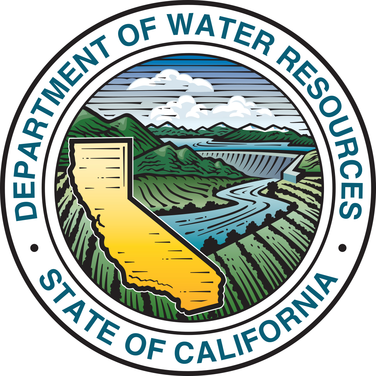 California Department of Water Resources Water System Revenue Bonds logo