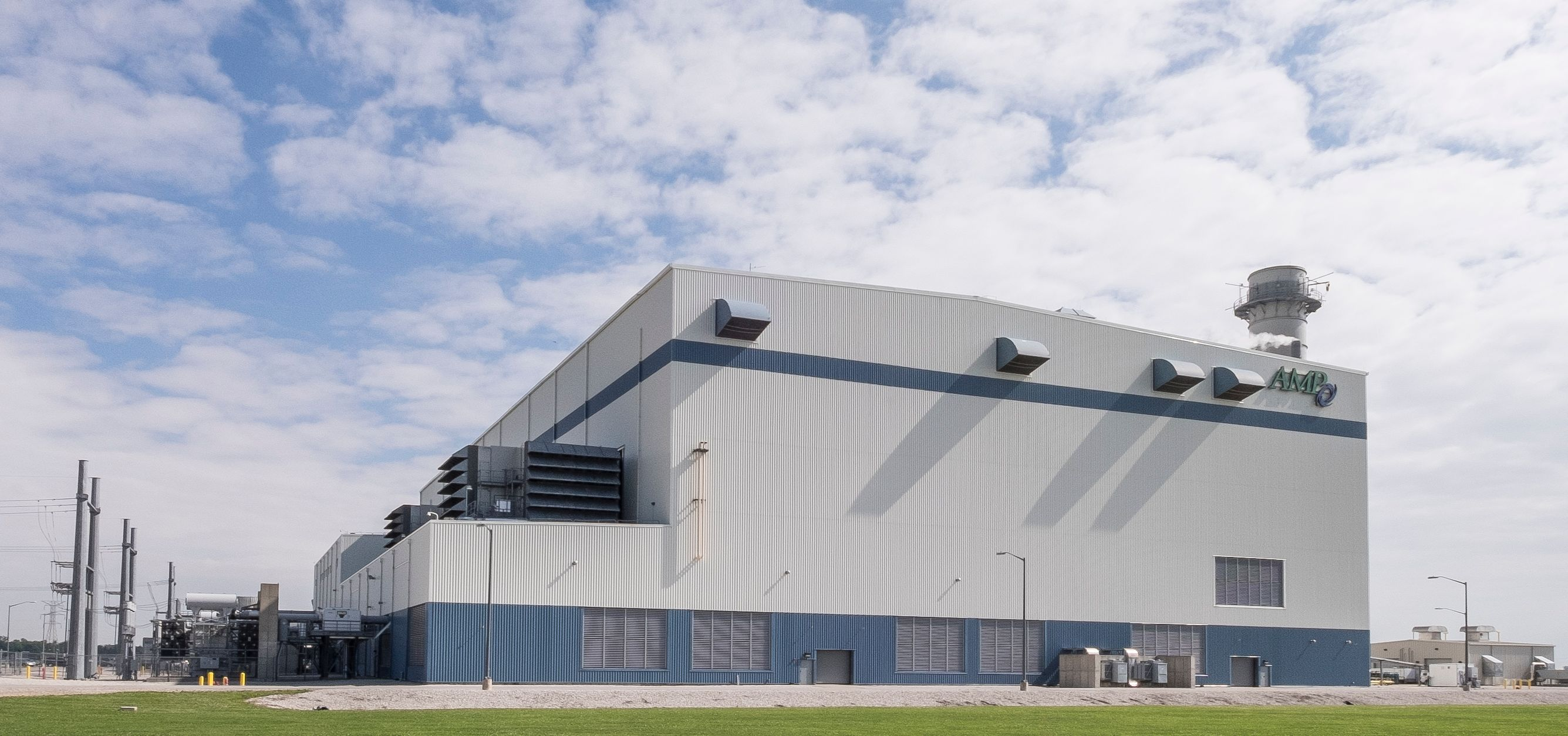 AMP, Inc. Fremont Energy Center - photo 3