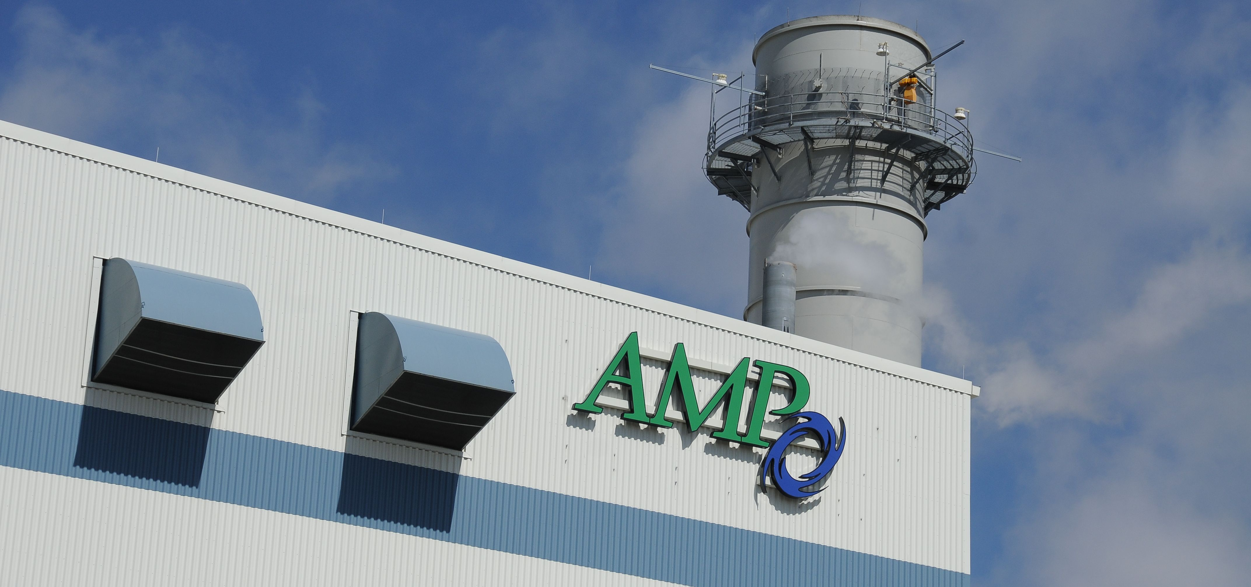 AMP, Inc. Fremont Energy Center - photo 2