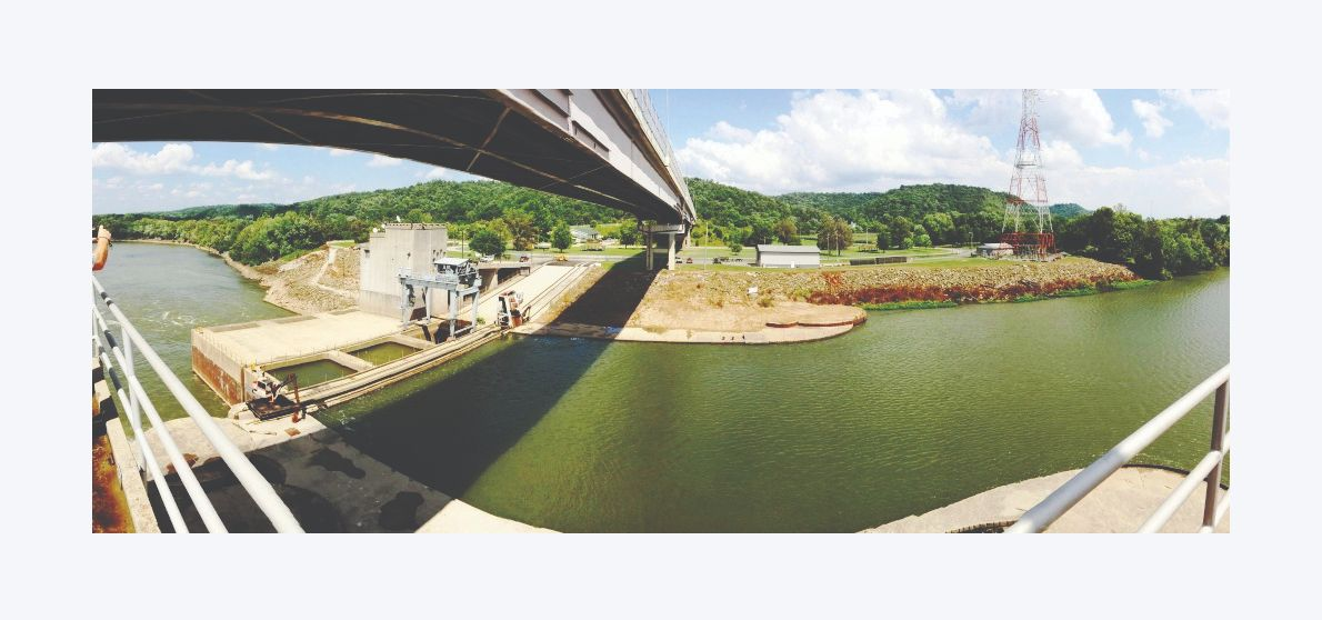 AMP, Inc. Greenup Hydro Project - photo 3