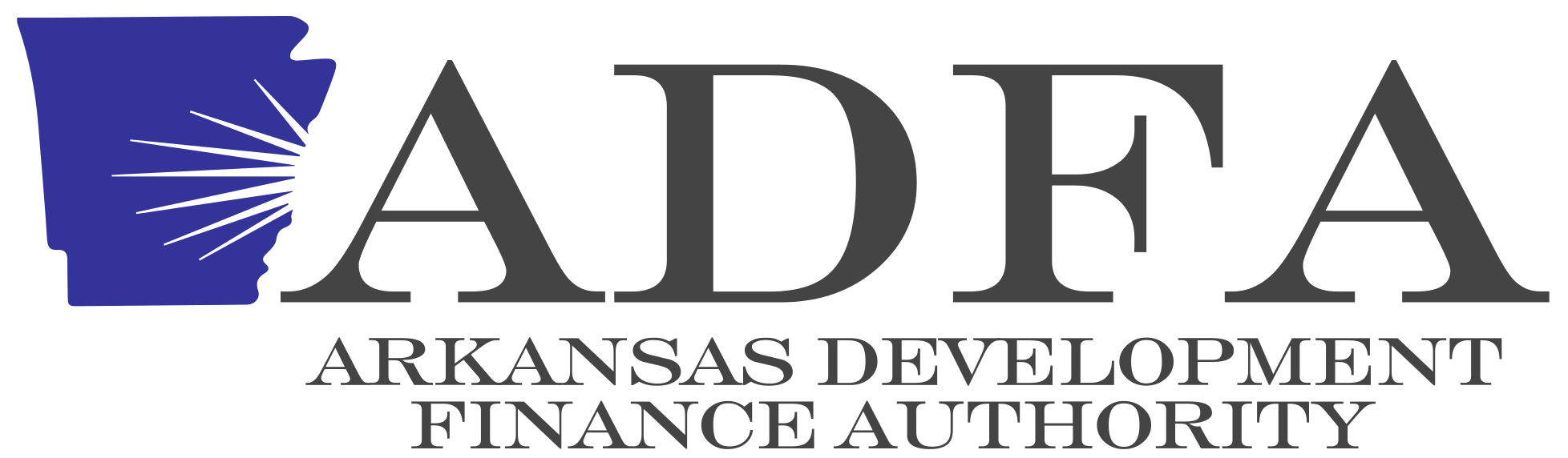 Arkansas Development Finance Authority - Official Seal or Logo