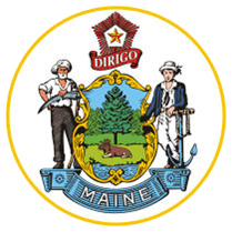 State of Maine - Official Seal or Logo