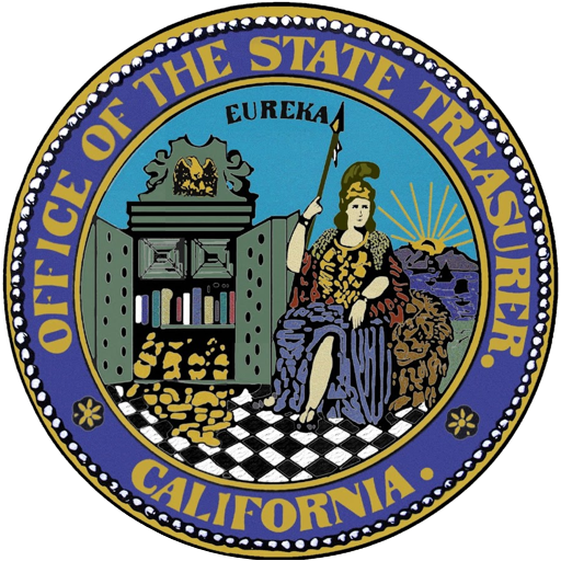 State of California Treasurer Logo