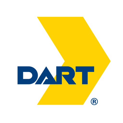 Dallas Area Rapid Transit (DART) logo